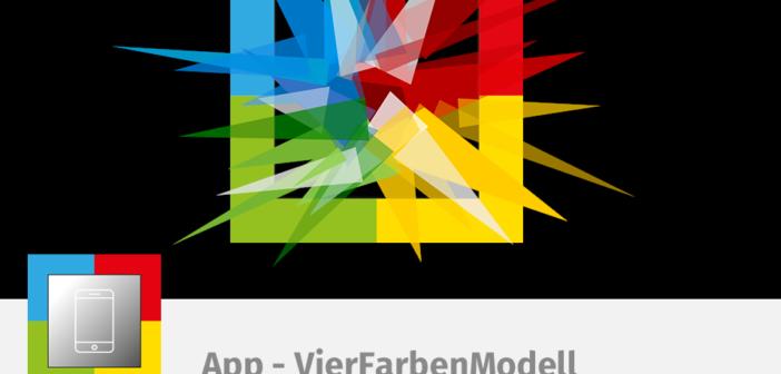 VierFarbenModell – Eine App als kleiner Unterstützer im Alltag
